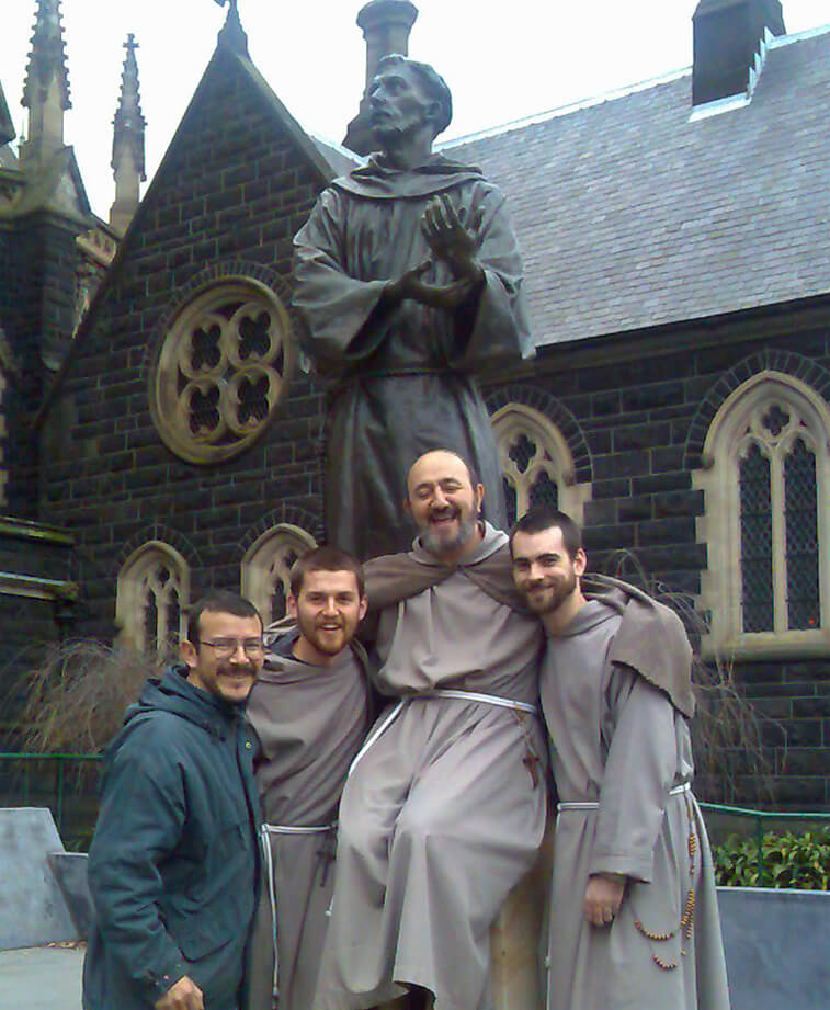 Friars & St Francis