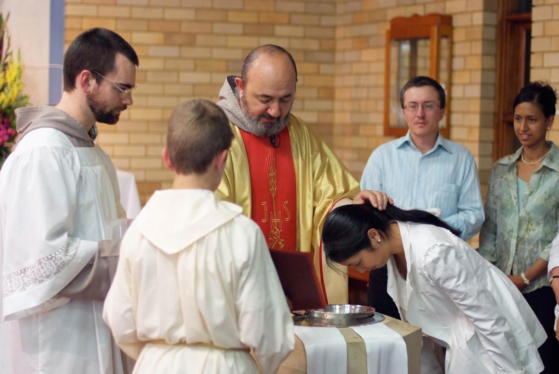 fr c adult baptism